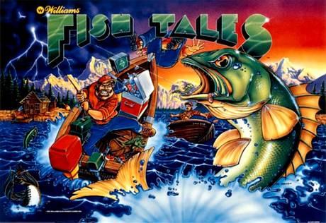 #16: Fish Tales