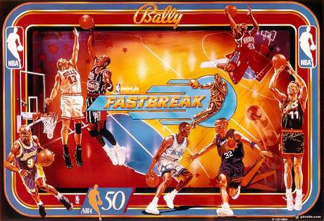 #61: NBA Fastbreak