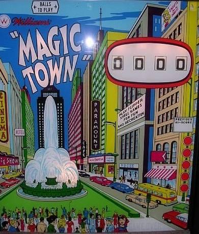 #16: Magic Town