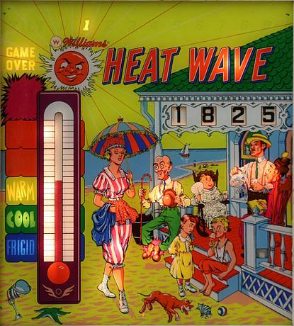 #1: Heat Wave