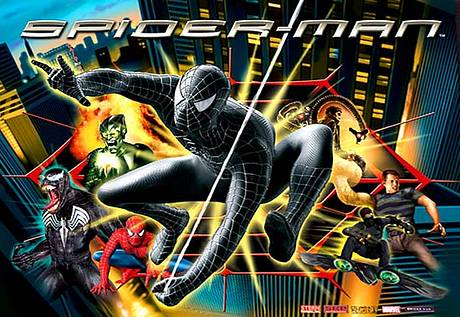 #16: Black Spider-Man