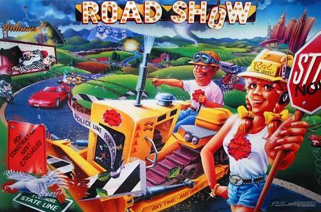 #21: Road Show