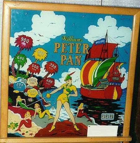 #11: Peter Pan