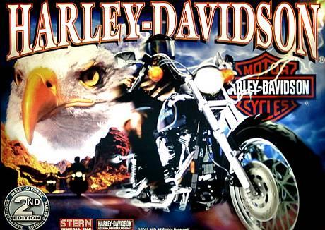#196: Harley Davidson