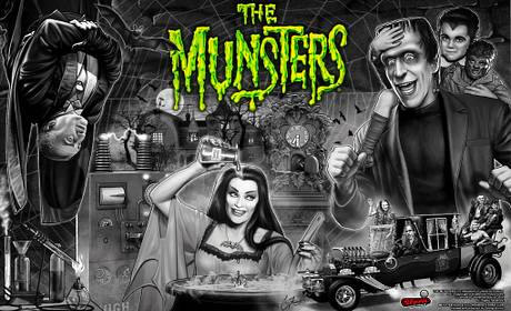 #261: Munsters (Premium)