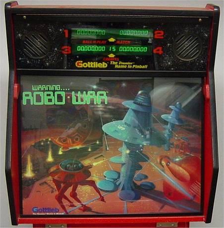 #36: Robo-War