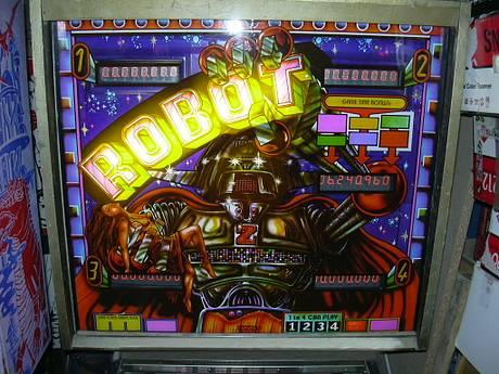 #11: Robot