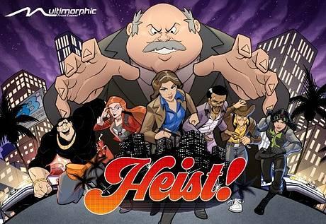 #11: Heist