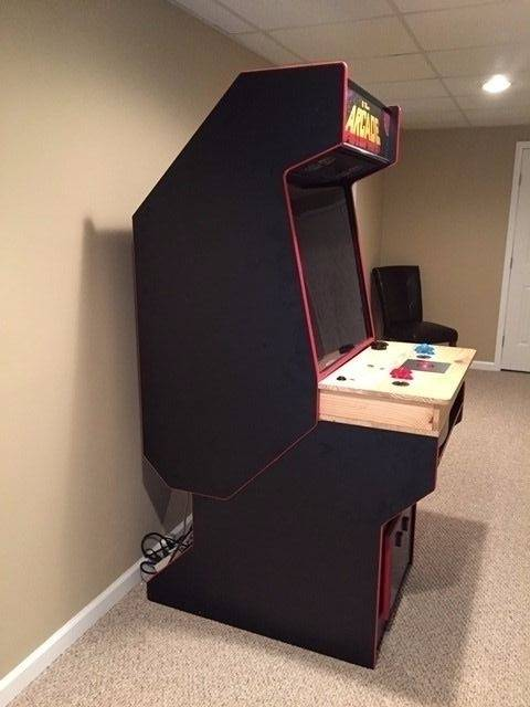 SOLD - MAME NorthCoast Ultimate Arcade II Cab - Mostly - for sale ...