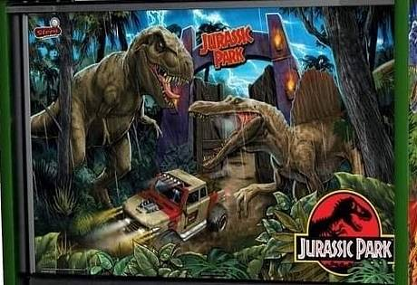#1: Jurassic Park (Limited Edition)