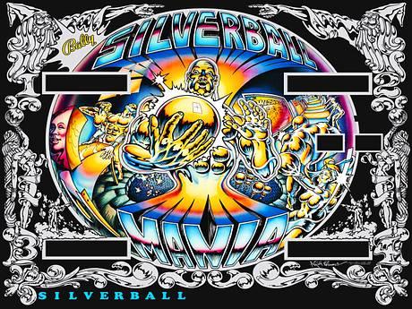 #31: Silverball Mania