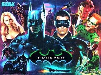 #11: Batman Forever
