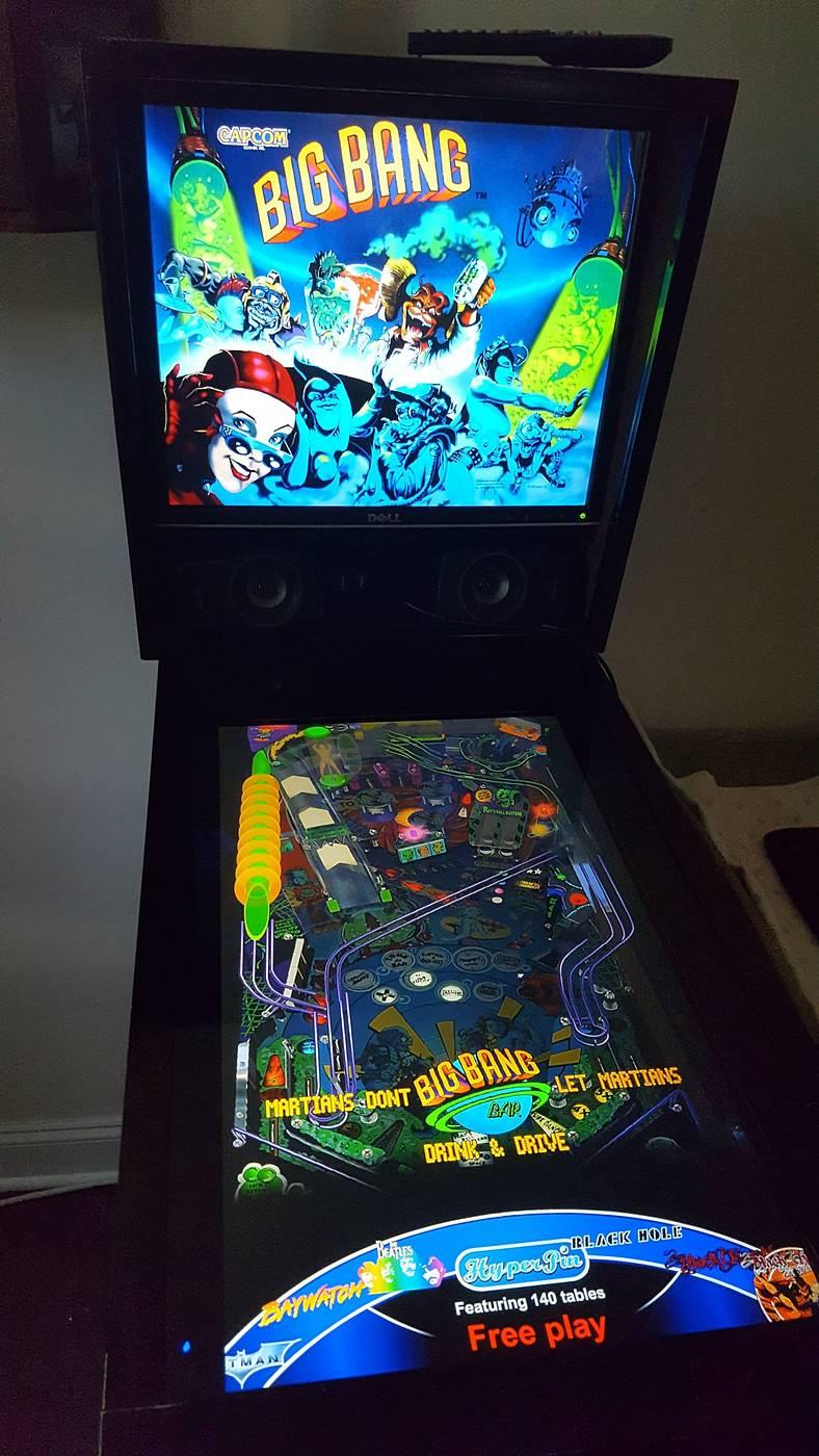 Free Virtual Pinball