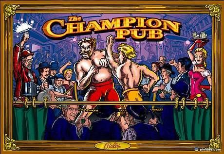 #41: Champion Pub