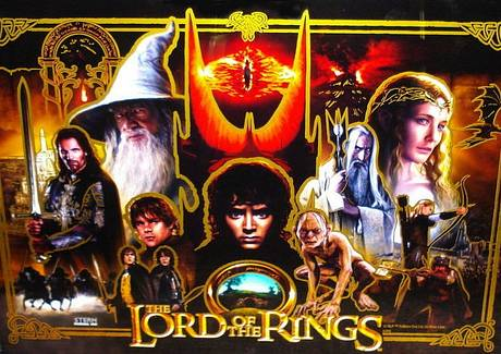 #276: Lord of the Rings Limited Edition