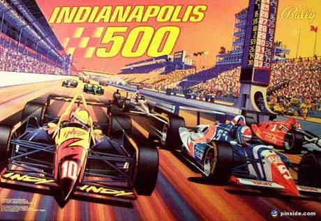#6: Indianapolis 500