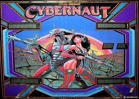 #186: Cybernaut