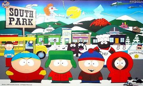 #1: South Park