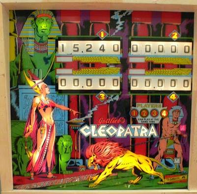 #50: Cleopatra EM