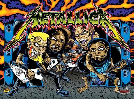 #1: Metallica (Pro)