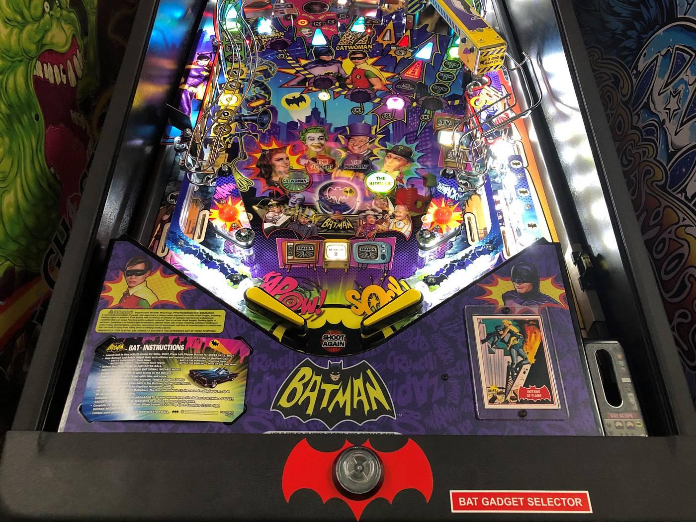 For sale: Batman 66 - for sale   Pinside Market