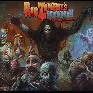 #21: Rob Zombie's Spookshow International