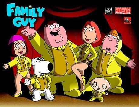 #6: Family Guy