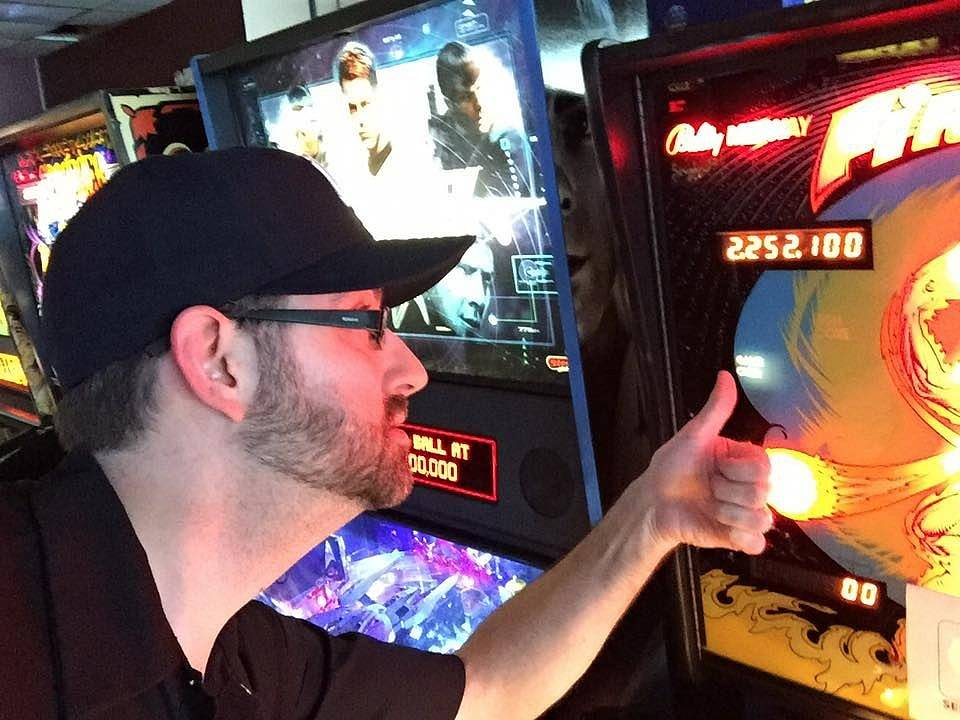 Image result for selfie pinball tournament
