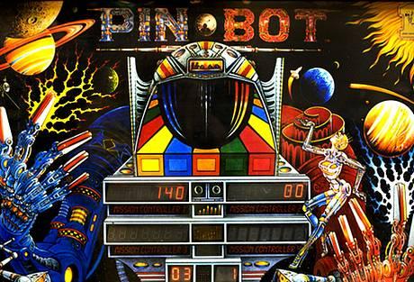 #1: Pinbot