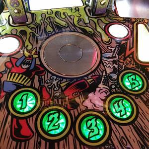 Aerosmith (Pro) Pinball Machine (Stern, 2017) | Pinside Game