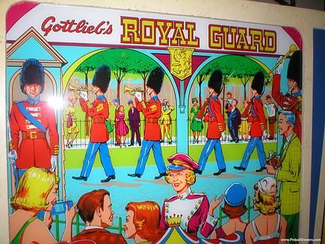 #21: Royal Guard