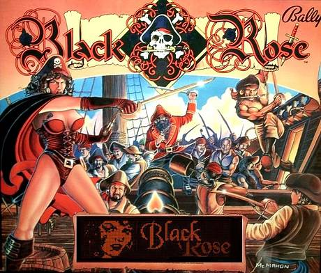 #76: Black Rose