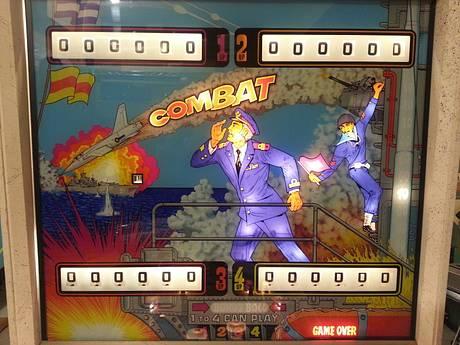 #96: Combat