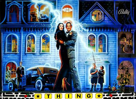 #31: Addams Family Gold (Special Collectors Edition), The