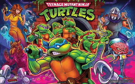 #1: Teenage Mutant Ninja Turtles (Pro)