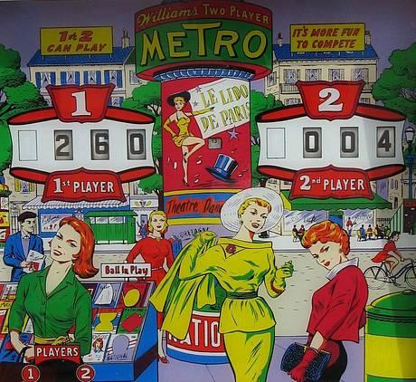 #16: Metro