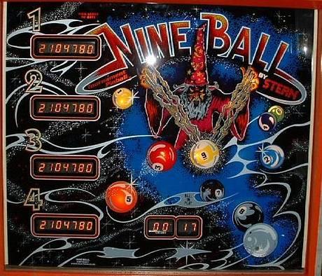#1: Nine Ball