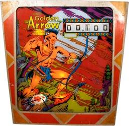 #6: Golden Arrow