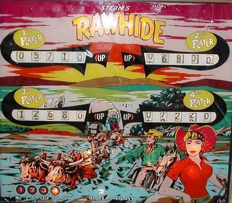 #1: Rawhide