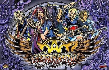 #16: Aerosmith (Premium/LE)