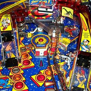 fighter ii pinball machine