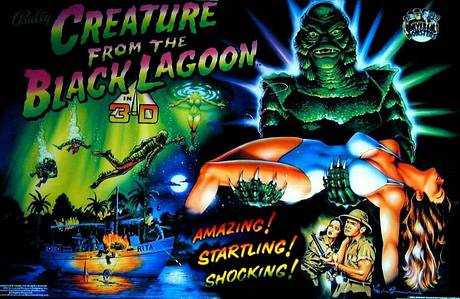 #6: Creature from the Black Lagoon