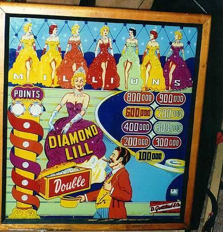 #196: Diamond Lill