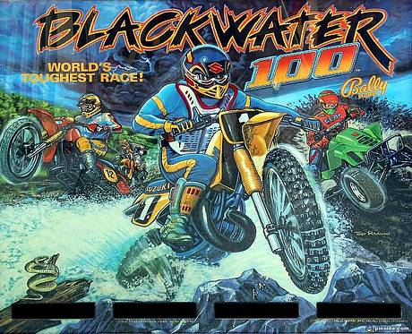 #66: Blackwater 100