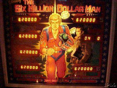 #186: Six Million Dollar Man, The
