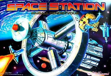 #6: Space Station