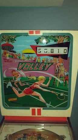 #21: Volley