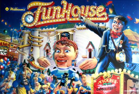 #16: FunHouse