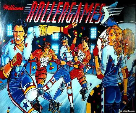#41: Rollergames