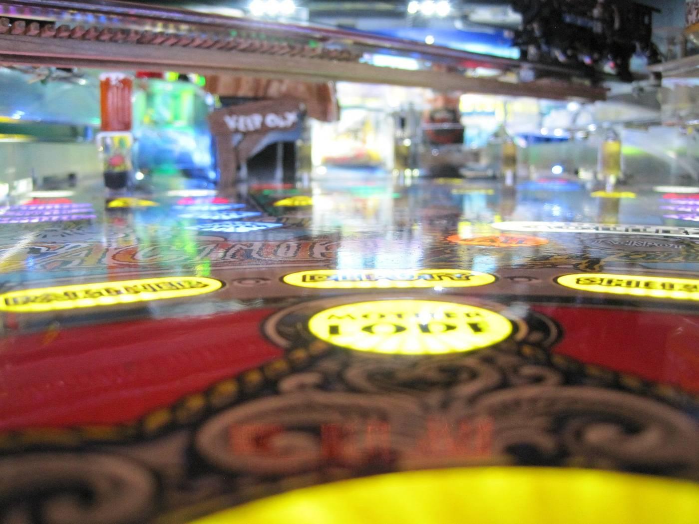 cactus pinball machine for sale